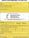 Medication Administration Form and Anaphylactic Action Plan